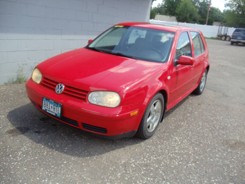 2000 Volkswagen Golf for sale at Metro Motor Sales in Minneapolis MN