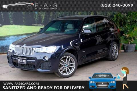 2015 BMW X3 for sale at Best Car Buy in Glendale CA