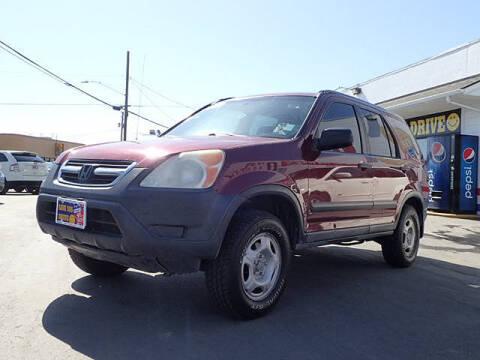 2003 Honda CR-V for sale at Tommy's 9th Street Auto Sales in Walla Walla WA