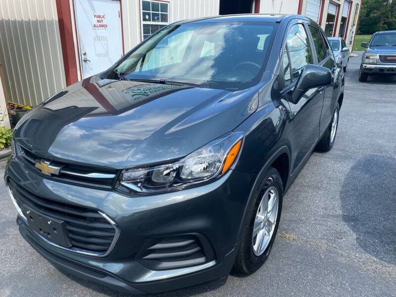 2019 Chevrolet Trax for sale at THE AUTOMOTIVE CONNECTION in Atkins VA