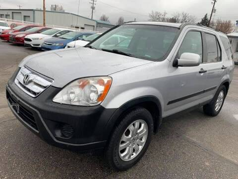 2006 Honda CR-V for sale at RABI AUTO SALES LLC in Garden City ID