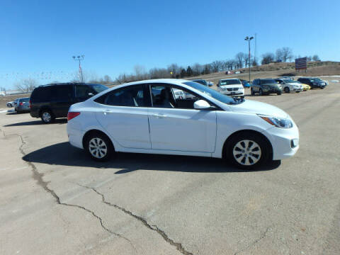2017 Hyundai Accent for sale at BLACKWELL MOTORS INC in Farmington MO