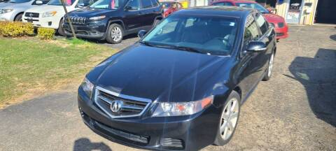 2005 Acura TSX for sale at Steve's Auto Sales in Madison WI