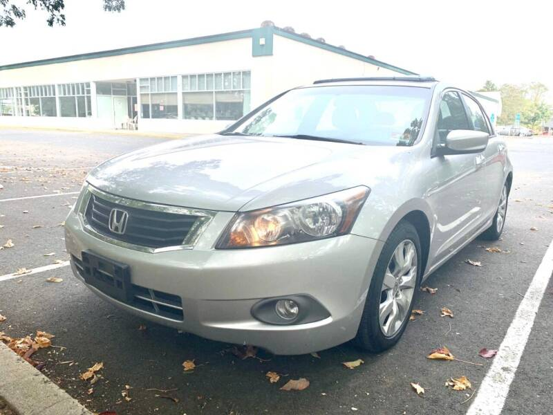 2010 Honda Accord for sale at Pinnacle Automotive Group in Roselle NJ