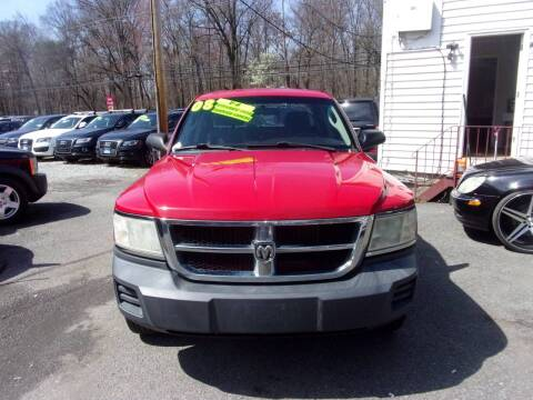 2008 Dodge Dakota for sale at Balic Autos Inc in Lanham MD