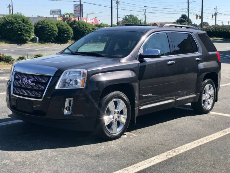 2015 GMC Terrain for sale at RUSH AUTO SALES in Burlington NC