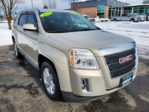 2012 GMC Terrain for sale at Group Wholesale, Inc in Post Falls ID