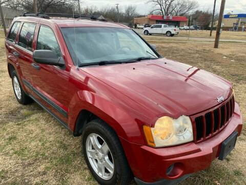 2006 Jeep Grand Cherokee for sale at Cash Car Outlet in Mckinney TX