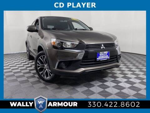 2016 Mitsubishi Outlander Sport for sale at Wally Armour Chrysler Dodge Jeep Ram in Alliance OH