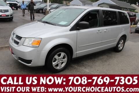 2010 Dodge Grand Caravan for sale at Your Choice Autos in Posen IL