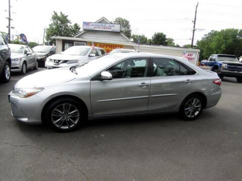 2016 Toyota Camry for sale at American Auto Group Now in Maple Shade NJ