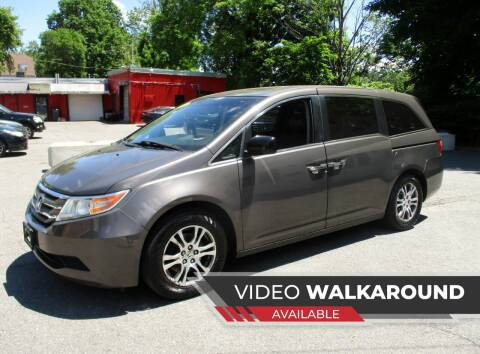 2011 Honda Odyssey for sale at Cars 4 U in Haverhill MA