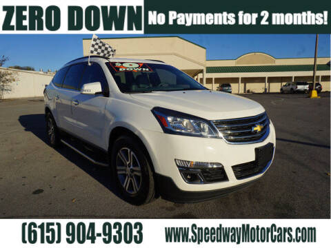 2015 Chevrolet Traverse for sale at Speedway Motors in Murfreesboro TN