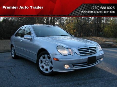 2006 Mercedes-Benz C-Class for sale at Premier Auto Trader in Alpharetta GA