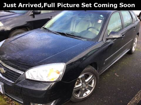 2006 Chevrolet Malibu Maxx for sale at Royal Moore Custom Finance in Hillsboro OR