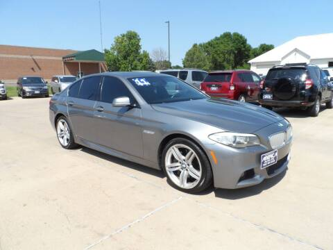 2011 BMW 5 Series for sale at America Auto Inc in South Sioux City NE