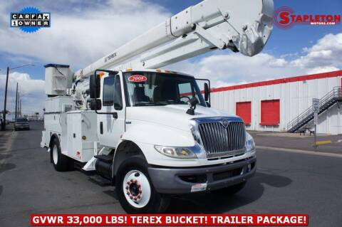 2008 International DuraStar 4400 for sale at STAPLETON MOTORS in Commerce City CO