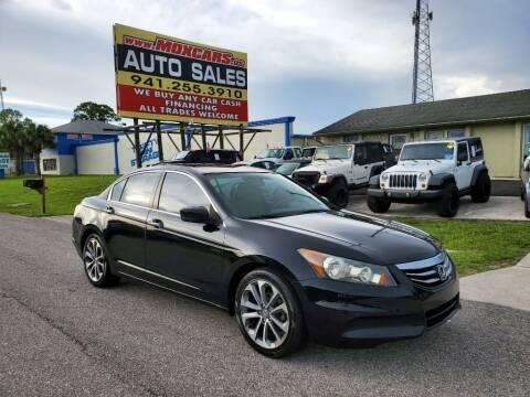 2011 Honda Accord for sale at Mox Motors in Port Charlotte FL