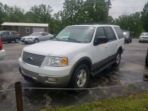2003 Ford Expedition for sale at Aaron's Auto Sales in Poplar Bluff MO
