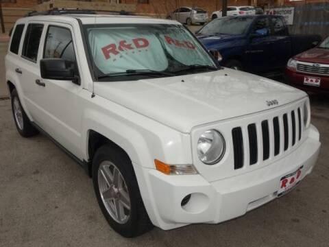 2008 Jeep Patriot for sale at R & D Motors in Austin TX