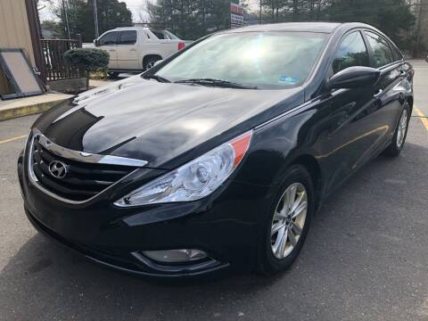 2013 Hyundai Sonata for sale at Central Jersey Auto Trading in Jackson NJ