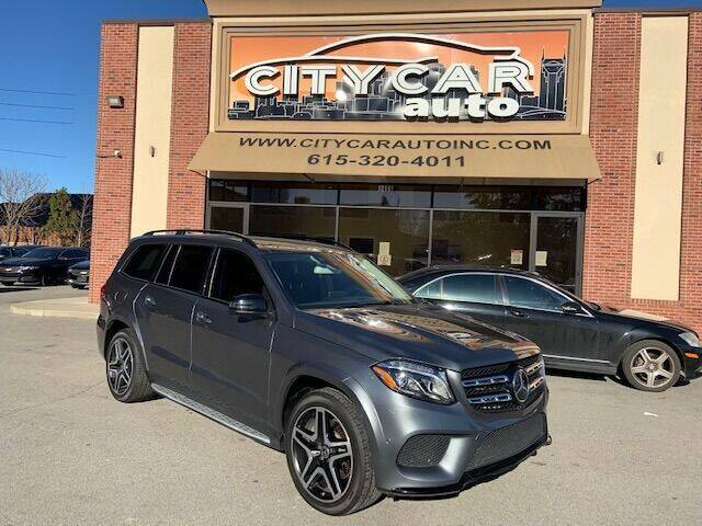 2018 Mercedes-Benz GLS for sale at CITY CAR AUTO INC in Nashville TN