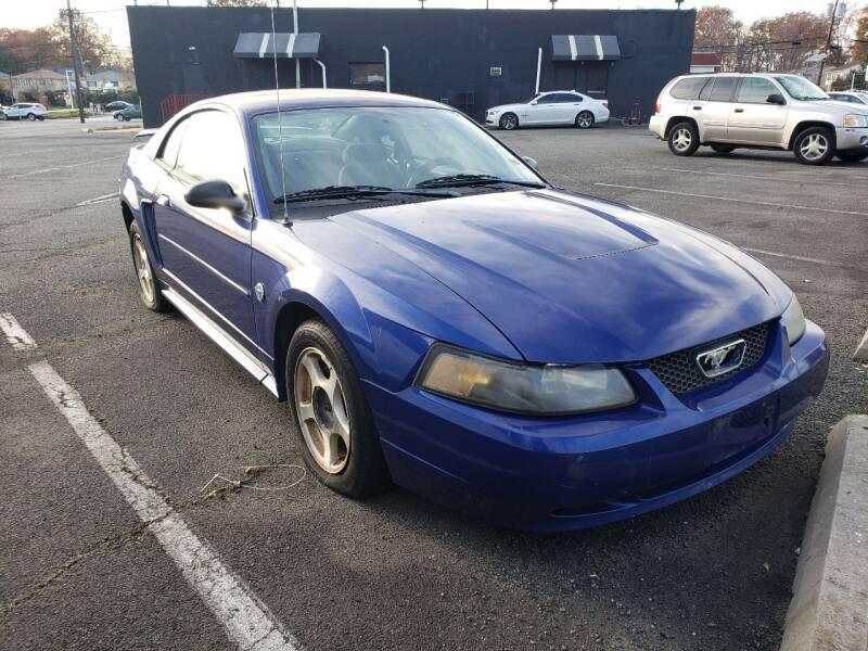 2004 Ford Mustang for sale at Premium Motors in Rahway NJ