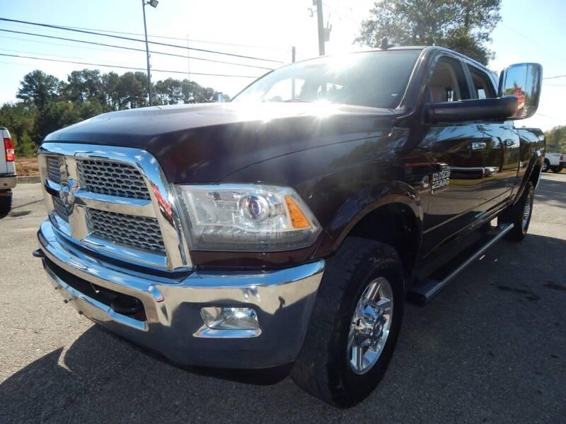2013 RAM Ram Pickup 2500 for sale at Medford Motors Inc. in Magnolia TX