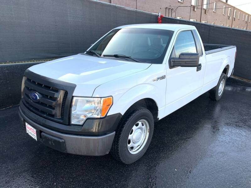 2012 Ford F-150 for sale at McManus Motors in Wheat Ridge CO