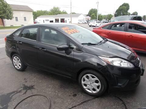 2013 Ford Fiesta for sale at Dansville Radiator in Dansville NY