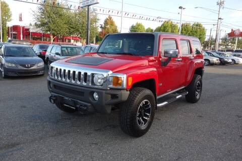 2007 HUMMER H3 for sale at Leavitt Auto Sales and Used Car City in Everett WA