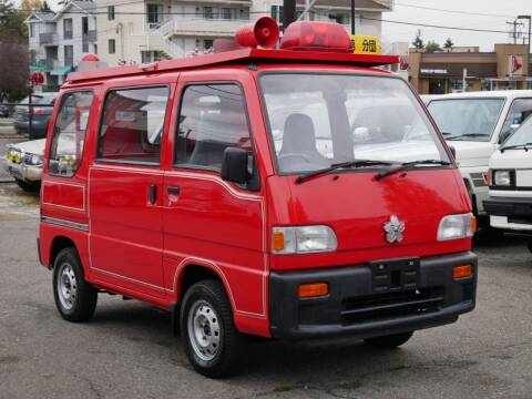 1994 Subaru Sambar 4x4 MT5 for sale at JDM Car & Motorcycle LLC in Seattle WA