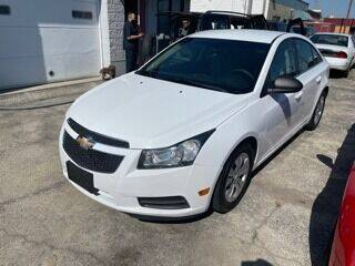 2012 Chevrolet Cruze for sale at G T Motorsports in Racine WI