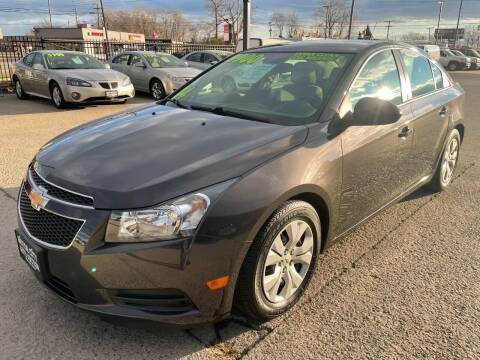 2014 Chevrolet Cruze for sale at Motor City Auto Auction in Fraser MI