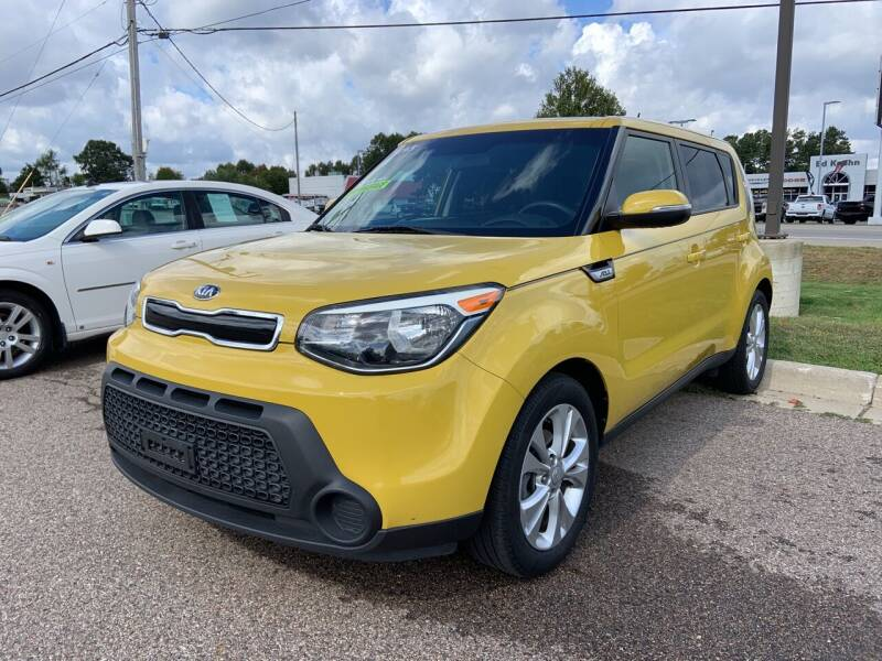 2014 Kia Soul for sale at Blake Hollenbeck Auto Sales in Greenville MI