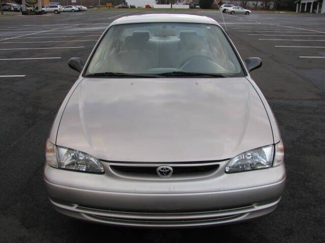 2000 Toyota Corolla for sale at Iron Horse Auto Sales in Sewell NJ