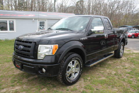 2010 Ford F-150 for sale at Manny's Auto Sales in Winslow NJ