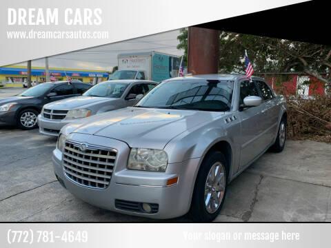 2007 Chrysler 300 for sale at DREAM CARS in Stuart FL