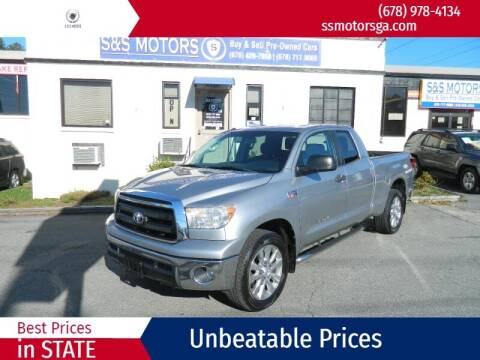 2013 Toyota Tundra for sale at S & S Motors in Marietta GA