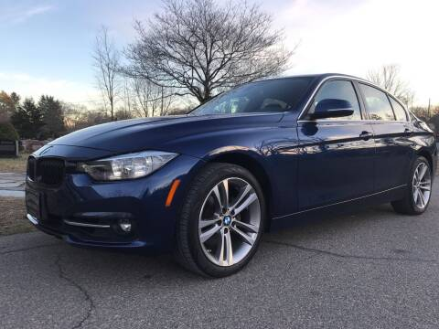 2017 BMW 3 Series for sale at Reynolds Auto Sales in Wakefield MA