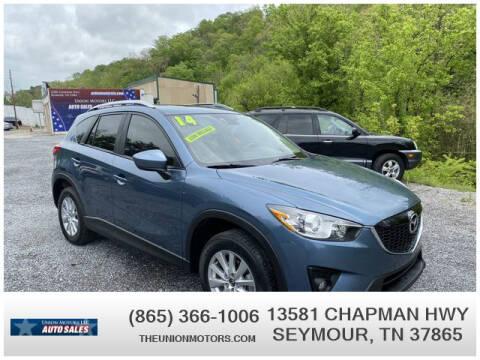 2014 Mazda CX-5 for sale at Union Motors in Seymour TN