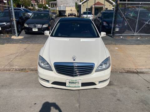 2013 Mercedes-Benz S-Class for sale at Murrays Used Cars in Baltimore MD