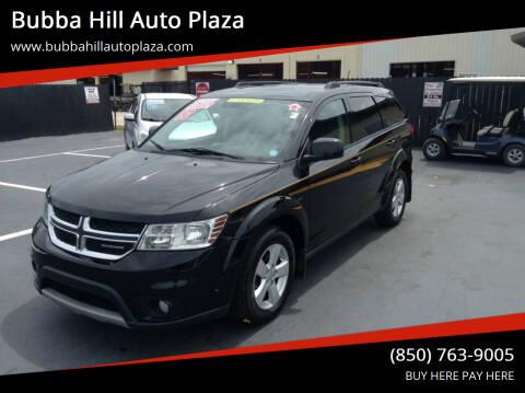 2012 Dodge Journey for sale at Bubba Hill Auto Plaza in Panama City FL