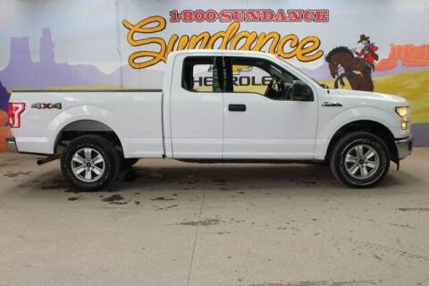 2017 Ford F-150 for sale at Sundance Chevrolet in Grand Ledge MI