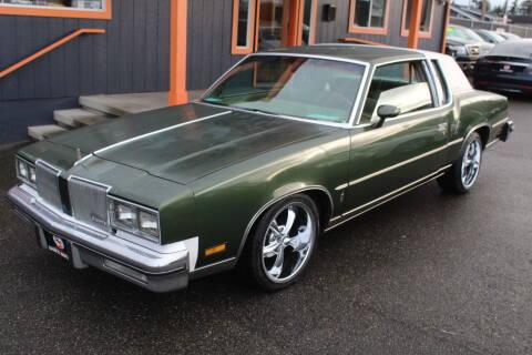 1980 Oldsmobile Cutlass for sale at Sabeti Motors in Tacoma WA