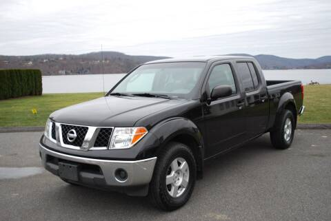 2008 Nissan Frontier for sale at New Milford Motors in New Milford CT
