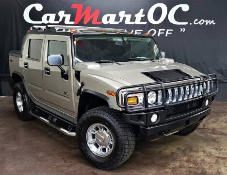 2005 HUMMER H2 SUT for sale at CarMart OC in Costa Mesa, Orange County CA