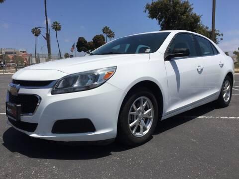 2014 Chevrolet Malibu for sale at Auto Max of Ventura in Ventura CA