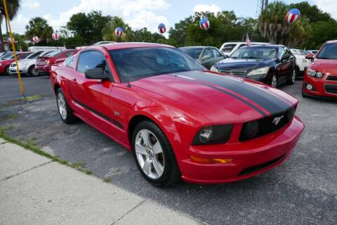 2007 Ford Mustang for sale at J Linn Motors in Clearwater FL