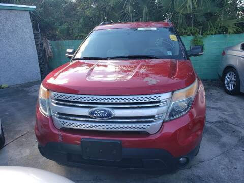 2011 Ford Explorer for sale at Track One Auto Sales in Orlando FL